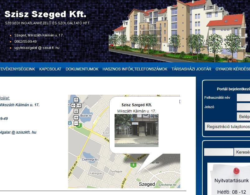 Szisz Szeged Kft.